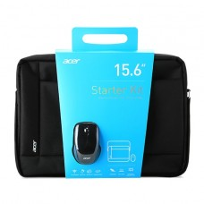 Чанта Acer 15.6'' Notebook Starter Kit PE Pack Wired Mouse