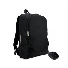 """Раница Acer 15.6"""" ABG950 Backpack black and Wireless mouse black"""