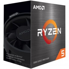 Процесор AMD Ryzen 5 5600X 3.7/4.6GHz 35MB AM4 MPK with Wraith Stealth Cooler