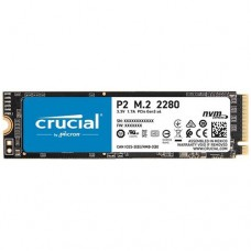 NVMe SSD диск Crucial P2 250GB M.2 2280