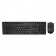 Клавиатура Dell KM636 Wireless Keyboard and Mouse Black 580-ADFT